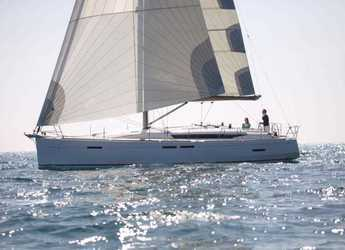 Rent a sailboat in Marina Real Juan Carlos I - Jeanneau Sun Odyssey 449