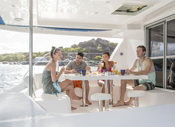 Alquilar catamarán Leopard 514 PC en Harbour View Marina, Marsh Harbour