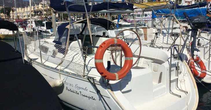 Alquilar velero Jeanneau Sun Odyssey 29.2 en Puerto Benalmádena, Málaga