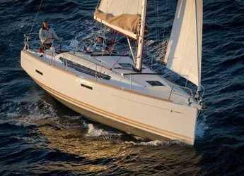 Rent a sailboat in Split (ACI Marina) - Sun odyssey 379