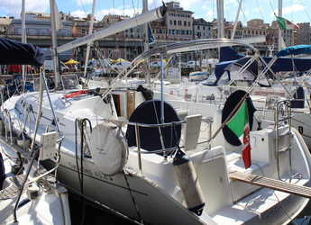 Rent a sailboat in Genoa - Cyclades 43.4.
