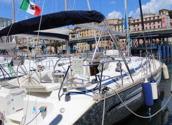 Rent a sailboat in Genoa - Bavaria 44