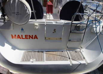 Louer voilier à Marina di Cannigione - Oceanis 473