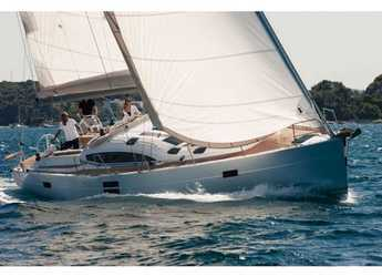 Rent a sailboat in Marine Pirovac - Elan 50 Impression