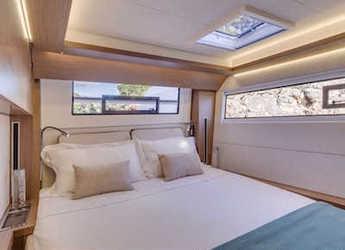 Rent a catamaran in Nanny Cay - Lagoon 50