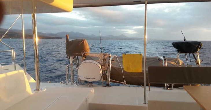 Rent a catamaran in Nanny Cay - Lagoon 450