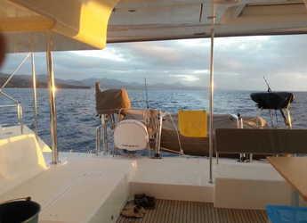 Alquilar catamarán Lagoon 450 en Nanny Cay, Tortola