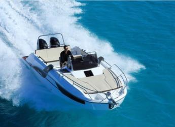 Rent a motorboat in Port Mahon - Beneteau Flyer 7.7
