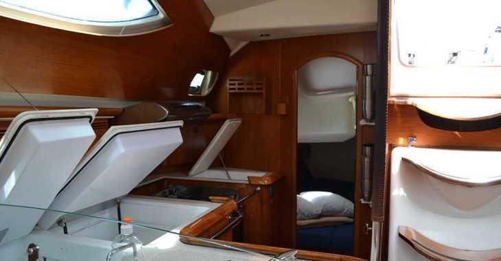 Chartern Sie segelboot in ACI Marina - Sun Odyssey 49 DS