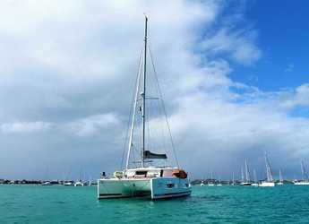 Rent a catamaran in Nanny Cay - Fountaine Pajot