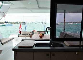 Alquilar catamarán Fountaine Pajot en Nanny Cay, Tortola