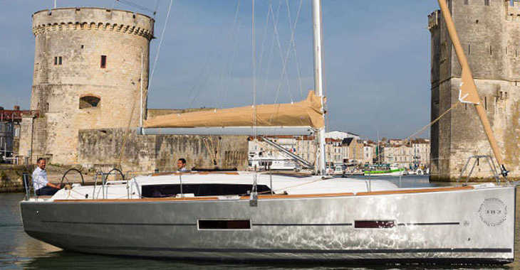 Rent a sailboat in Alimos Marina Kalamaki - Dufour 382 Grand Large (3Cab)