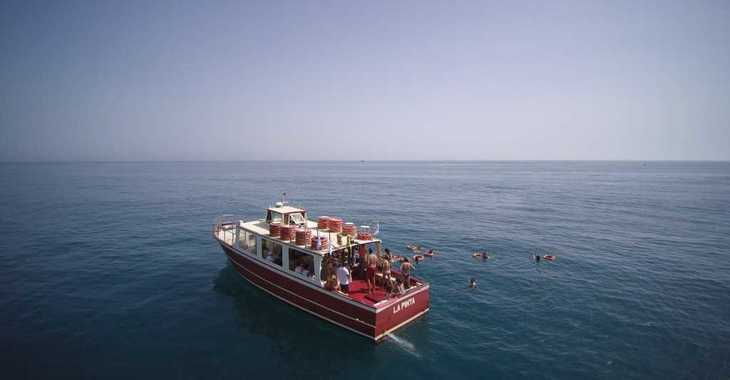 Alquilar lancha en Puerto de Málaga - Ballesteros Clásico