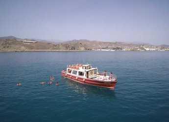 Rent a motorboat in Puerto de Málaga - Ballesteros Clásico