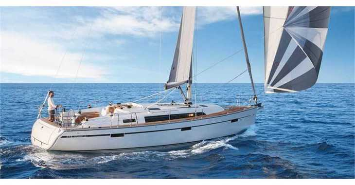 Rent a sailboat in Lefkas Nidri - Bavaria Cruiser 41 (3Cab)