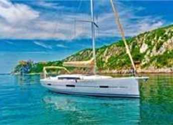 Rent a sailboat in Marina Gouvia - Dufour 412 Grand Large (3Cab)