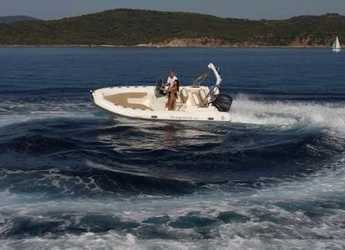 Rent a motorboat in Port Mahon - Capelli Tempest 600
