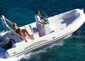 Rent a dinghy in Port Mahon - Capelli Tempest 570