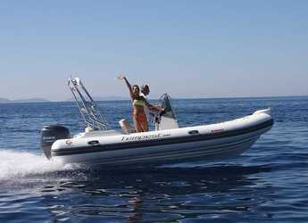 Rent a motorboat in Port Mahon - Capelli Tempest 650