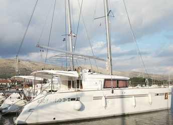 Rent a catamaran in SCT Marina Trogir - Lagoon 450 F Luxury
