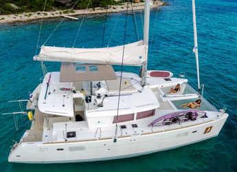 Alquilar catamarán en SCT Marina Trogir - Lagoon 450 Luxury NEW