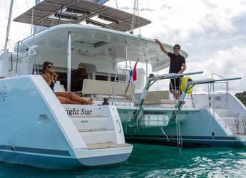 Rent a catamaran in SCT Marina Trogir - Lagoon 450 Luxury