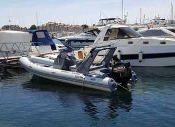 Rent a motorboat in Marina Kornati - Brig Eagle 650
