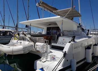 Alquilar catamarán Fountaine Pajot Lucia 40 en Marina Kornati, Kornati-Biograd
