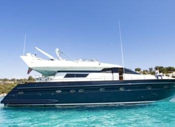 Rent a yacht in Club de Mar - Astondoa 67 GLX