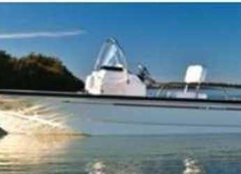 Chartern Sie motorboot Boston Whaler 400 in Puerto de Santa Pola, Alicante
