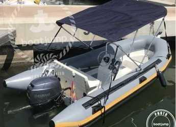 Chartern Sie schlauch-/beiboot BWA Four Four Open in Puerto de Santa Pola, Alicante