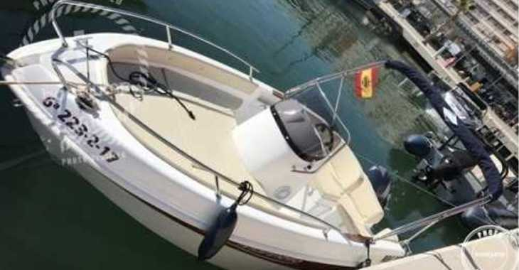 Rent a motorboat in Puerto de Santa Pola - Marinello Fisherman 16