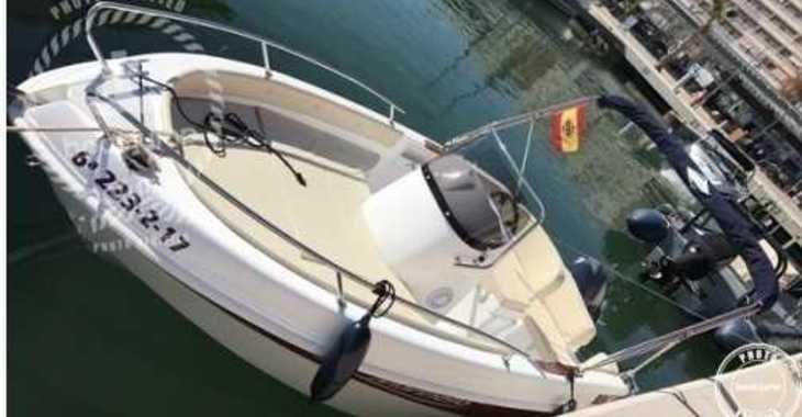 Chartern Sie motorboot in Puerto de Santa Pola - Marinello Fisherman 16