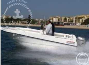 Rent a motorboat in Puerto de Santa Pola - Alhera 630