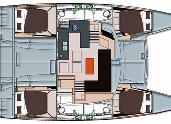 Alquilar catamarán Helia 44 en Compass Point Marina, Saint Thomas