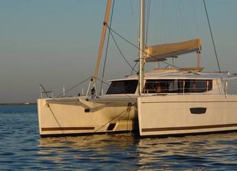 Rent a catamaran in Compass Point Marina - Helia 44