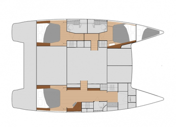 Alquilar catamarán Helia 44 Evolution en Compass Point Marina, Saint Thomas