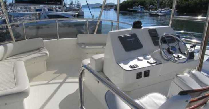 Alquilar yate Rodman 41 en Nanny Cay, Tortola