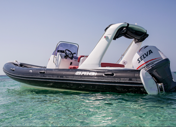 Rent a dinghy in Marina Ibiza - Brig Eagle 6.50