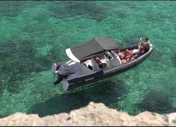 Alquilar neumática Brig Eagle 6.50 en Marina Ibiza, Ibiza (ciudad)