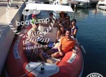 Chartern Sie schlauch-/beiboot BWA 650 in Puerto de Santa Pola, Alicante