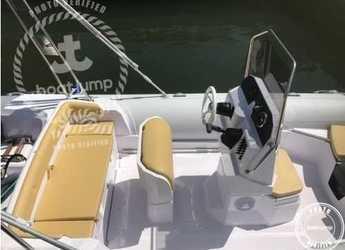 Chartern Sie schlauch-/beiboot Predator 599 in Puerto de Santa Pola, Alicante