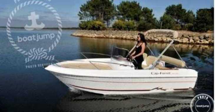Rent a motorboat in Puerto de Santa Pola - Cap Ferret 652