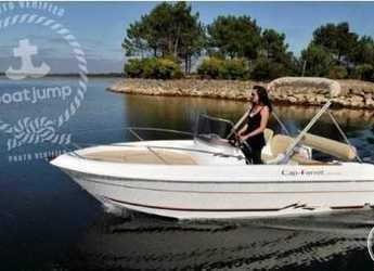 Chartern Sie motorboot in Puerto de Santa Pola - Cap Ferret 652