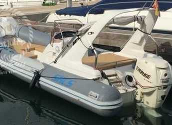 Chartern Sie schlauch-/beiboot SACS S680 in Puerto de Santa Pola, Alicante