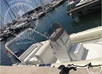 Chartern Sie schlauch-/beiboot Flyer 747 in Puerto de Santa Pola, Alicante