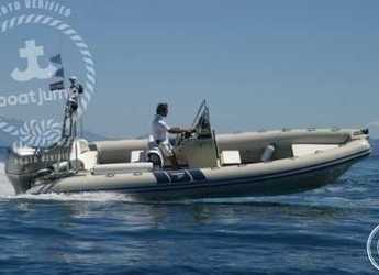 Rent a dinghy in Puerto de Santa Pola - Flyer 747
