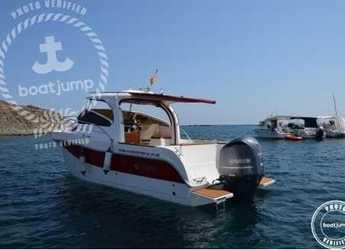 Chartern Sie motorboot in Puerto de Santa Pola - MiraRia 800 Sport
