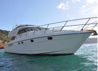 Chartern Sie yacht in Marina Port de Mallorca - Princess 60'