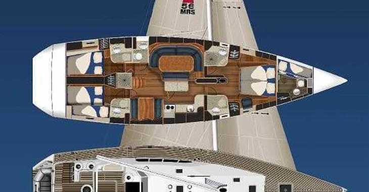Rent a sailboat in Marina Port de Mallorca - Level 56 MRS